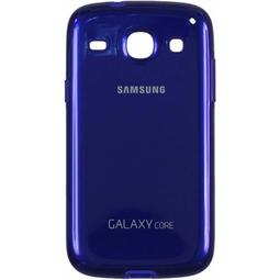 Чехол для смартфона Samsung Protective Cover EF-PI826BLEGRU Blue для Samsung Galaxy Core