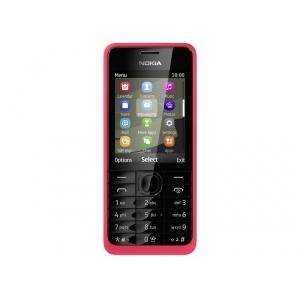 Мобильный телефон Nokia 301 Fuchsia