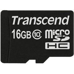 Карта памяти Transcend TS16GUSDC10