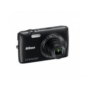 Цифровой фотоаппарат Nikon Coolpix S4400 Black