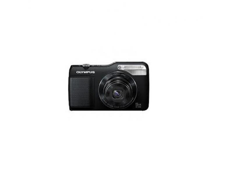 Цифровой фотоаппарат Olympus VG-170 Black+Аккумулятор