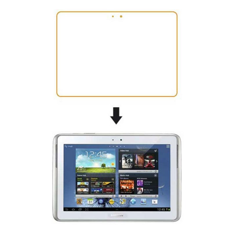 Защитная пленка для планшета Onext Samsung N8000 Матовая