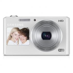 Цифровой фотоаппарат Samsung EC-DV150 White