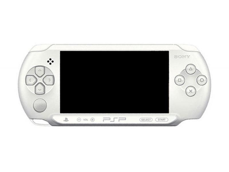 Игровая система Sony PSP E1004 White