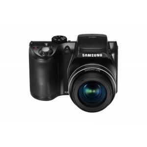 Цифровой фотоаппарат Samsung EC-WB110ZBABKZ black
