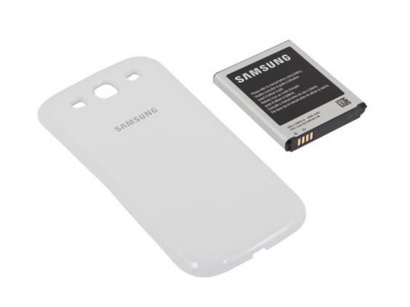 Элемент питания Samsung EB-K1G6UWUGSTD White
