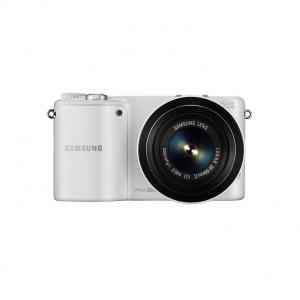 Цифровой фотоаппарат Samsung EV-NX2000BFWKZ White