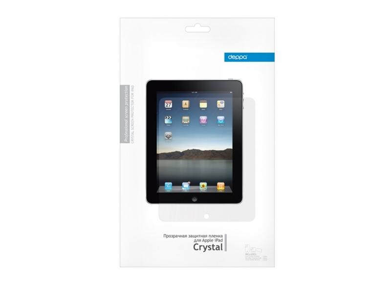 Защитная пленка Deppa для Apple iPad прозрачная