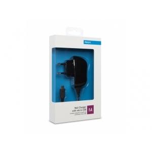 Зарядное устройство Deppa microUSB black