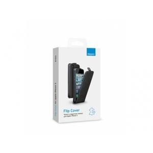 Чехол для мобильного телефона Deppa Flip Cover для iPhone5/5S black