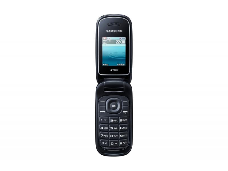 Мобильный телефон Samsung GT-E1272LKASKZ Black