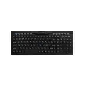 Клавиатура Crown CMK-201 Black