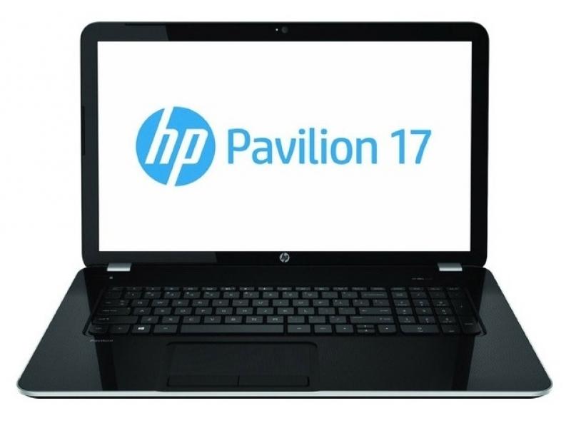 Ноутбук HP Pavilion 17-e004er (E0Z34EA) Black