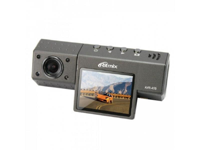 Видеорегистратор Ritmix AVR-455