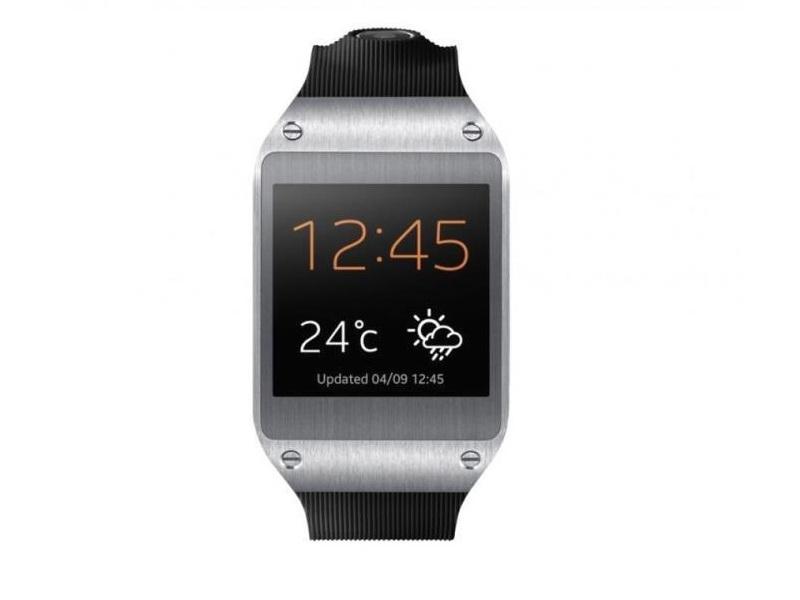 Smart часы Samsung Galaxy Gear SM-V7000ZKASKZ