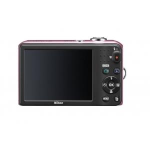 Цифровой фотоаппарат Nikon Coolpix L28 Pink