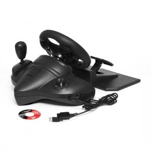 Руль и педали X-Game FT38B black