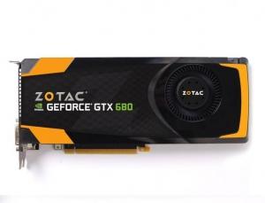 Видеокарта Zotac GTX 680 (ZT-60104-10P)
