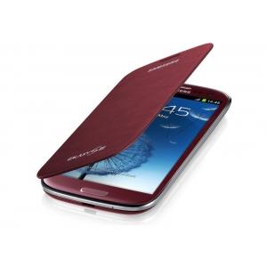 Чехол для мобильного телефона Samsung Flip Cover (EFC-1G6FRECSER) Red