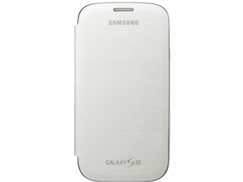 Чехол для мобильного телефона Samsung Flip Cover (EFC-1G6FWECSER) White