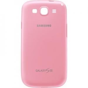 Чехол для мобильного телефона Samsung Protective Cover EFC-1G6PPECSTD Galaxy S III (I9300) Pink