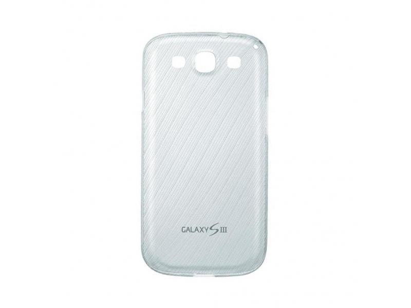 Чехол для мобильного телефона Samsung Slim Cover (EFC-1G6SWECSTD) White