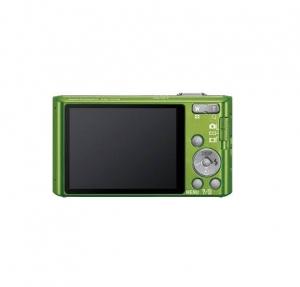 Цифровой фотоаппарат Sony DSC-W730 Green