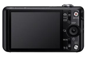 Цифровой фотоаппарат Sony DSC-WX80 Black
