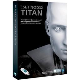 Антивирус NOD32 Titan
