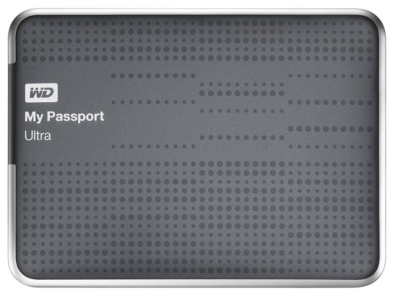 Внешний жесткий диск Westerndigital WDBJNZ0010BTT-EEUE