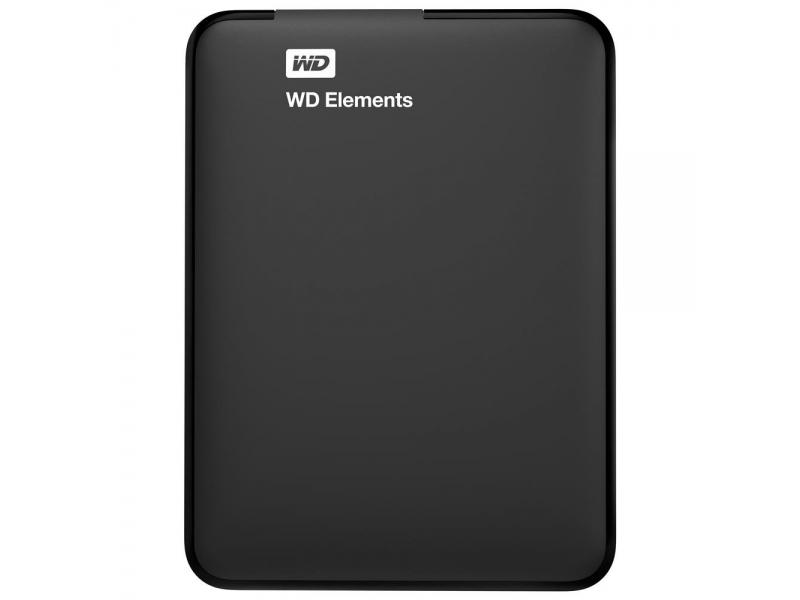Внешний жесткий диск WD (WDBU6Y0020BBK-EESN) Black