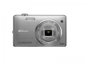 Цифровой фотоаппарат Nikon S5200 Silver