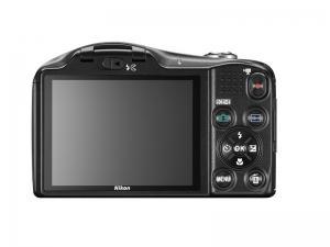 Цифровой фотоаппарат Nikon L610 Black