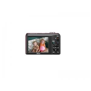 Цифровой фотоаппарат Nikon Coolpix L27 Red