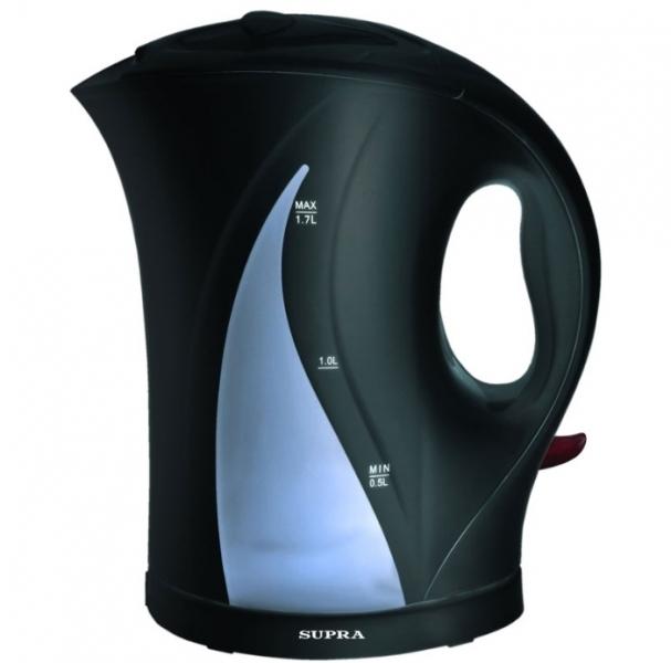 Чайник SUPRA KES-1701 Black