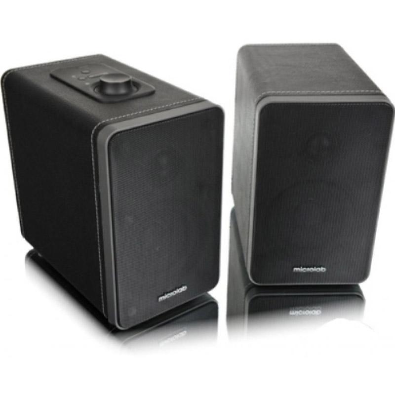 Звуковые колонки Microlab H-20 Black