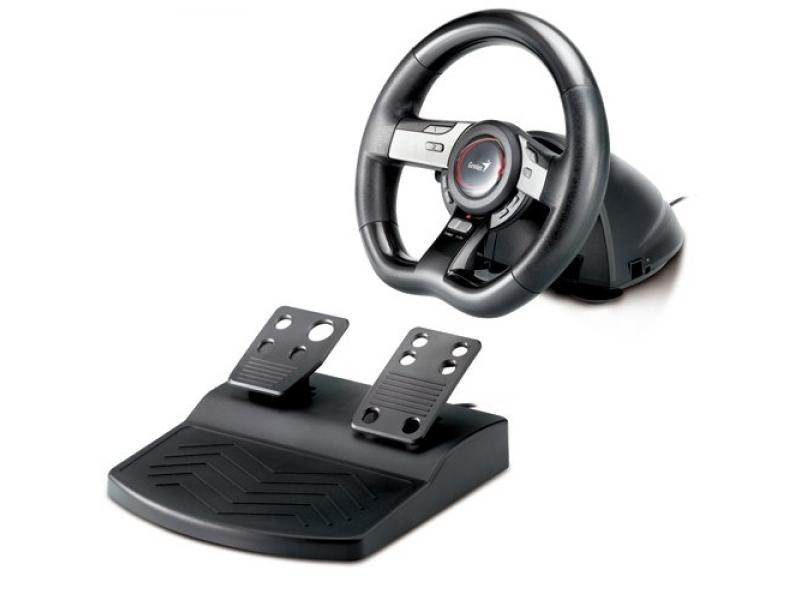 Руль и педали Genius Speed Wheel 5 Pro