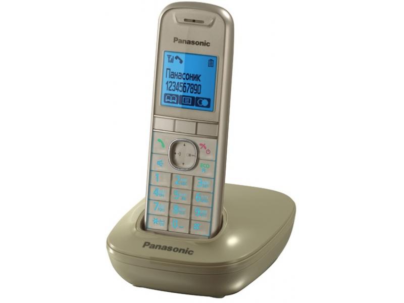 Радиотелефон Panasonic KX-TG5511CAJ