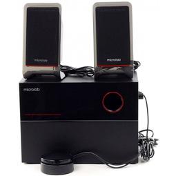 Звуковые колонки Microlab M-200 Black
