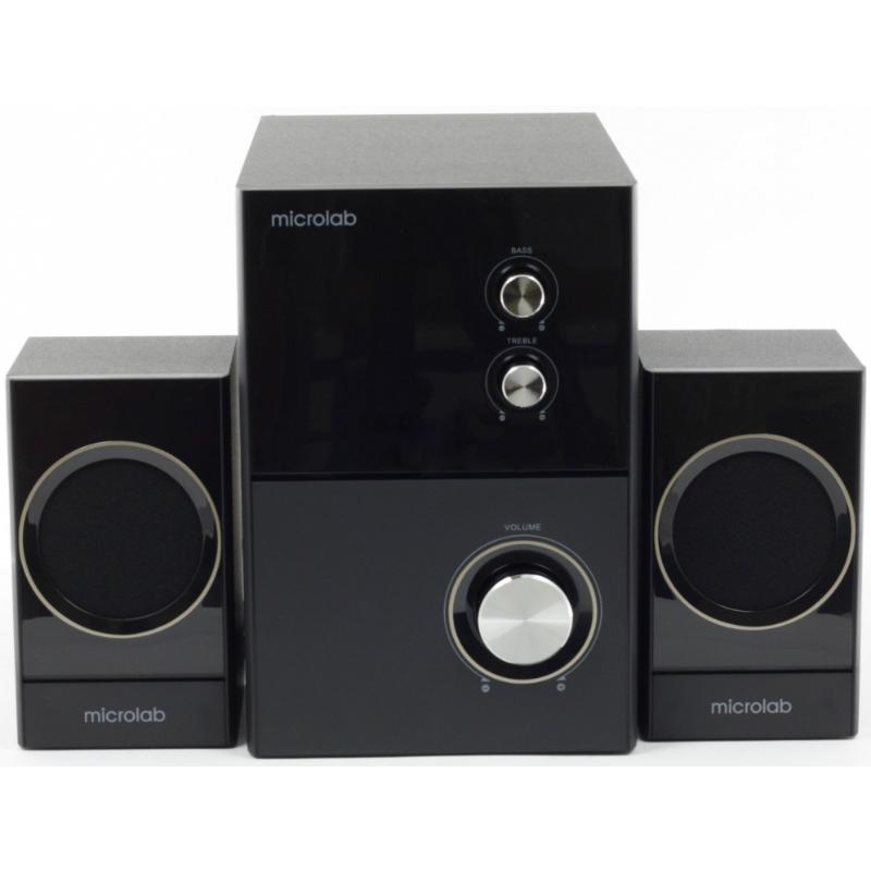 Звуковые колонки Microlab M-223 Black