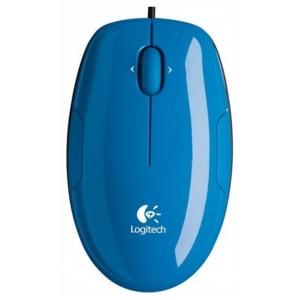 Мышь Logitech LS1 Laser Blue/Aqua