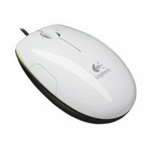 Мышь Logitech LS1 Laser coconut