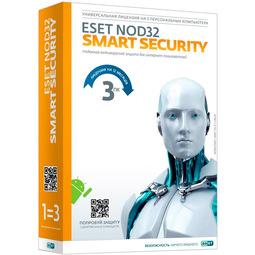 Антивирус NOD32 Smart Security (подписка на 1 год)