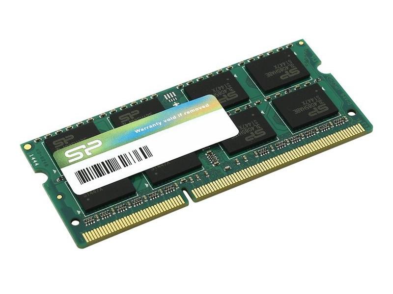 Оперативная память Silicon Power PC-10600 For Notebook