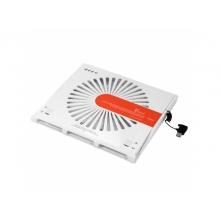 Подставка охлаждения для ноутбука TechCool white
