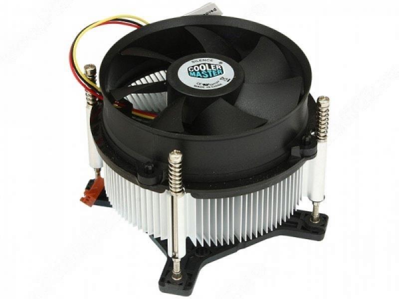 Устройство охлаждения Cooler Master DP6
