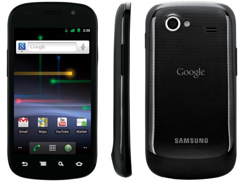 Смартфон Samsung Nexus S GT-I9023FSASKZ