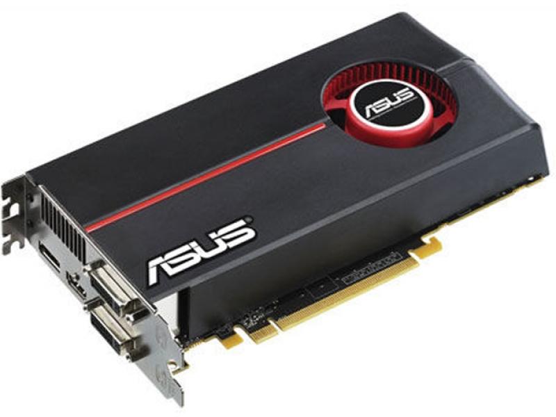 Видеокарта Asus  EAH5770/2D