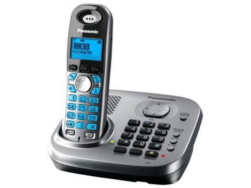 Радиотелефон Panasonic KX-TG6551CAM