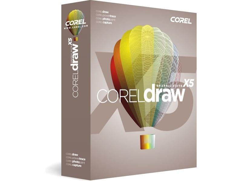 Графический редактор CorelDRAW Graphics Suite X5
